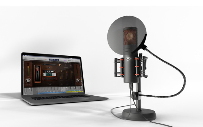 The very first USB-C Edge Go microphone